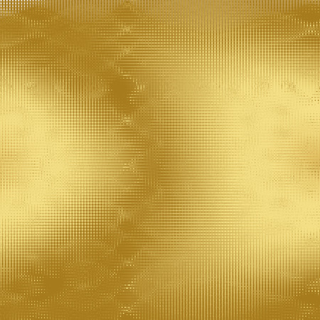 oblique line: Gold metal texture background with oblique line to decorative Stock Photo