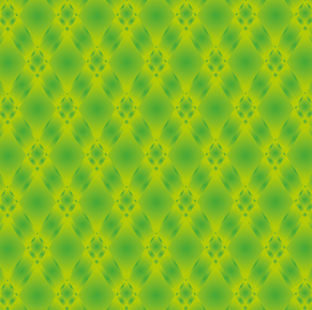 Abstract pattern seamless background green Vector