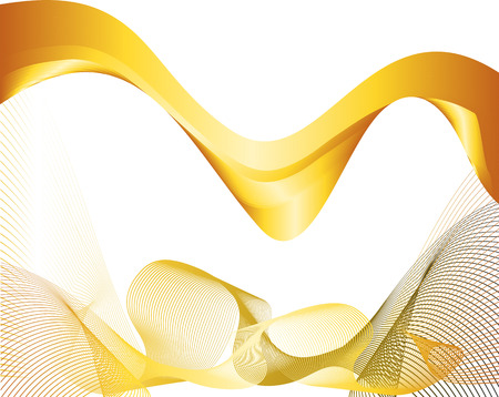 abstract pink: Abstract pink yellow background Illustration