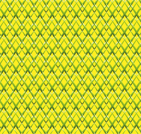 tecnologia virtual: Tecnolog�a virtual abstracto verde fondo de la cuadr�cula amarilla