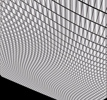 white wave: Black and White wave background