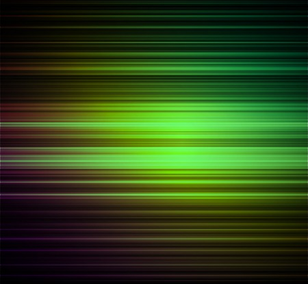 Dark green abstract background Vector