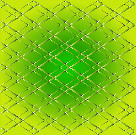 grid background: Yellow Rhombus grid background