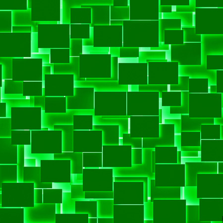 Green rectangular texture background photo