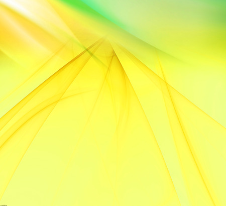 Light yellow background with rays blur photo