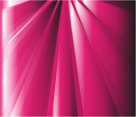 Rays effect purple background photo