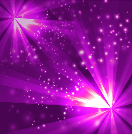 Two burst light purple Background photo