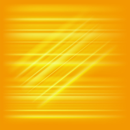digitally generated image: Digitally generated image of yellow light and stripes