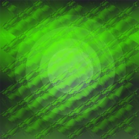 Green circle gradient plaid texture photo