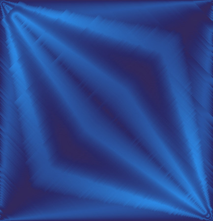 blue metallic background: Rhombus effect Metallic blue background