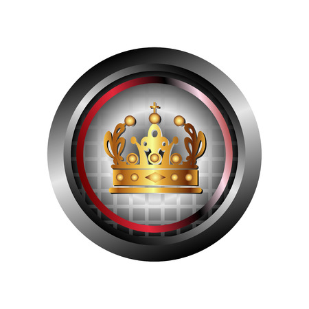 the aristocracy: Crown icon