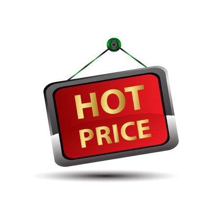 hot price: Hot price icon