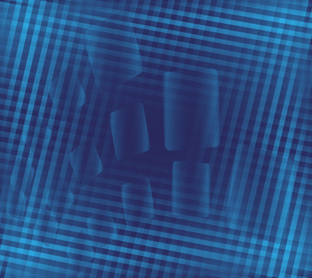 Blue abstract metalic background with technical texture photo