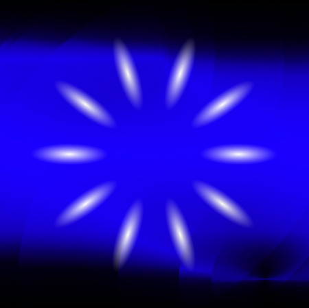 ray light: Blue ray light Abstract background
