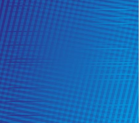 Blue stripe plaid pattern photo