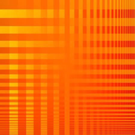 Pattern orange vector background photo