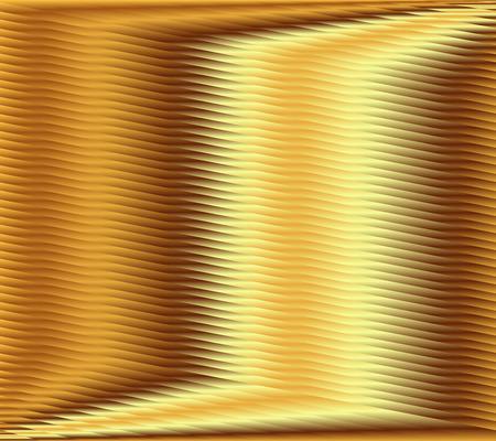 Golden stripe plaid pattern photo