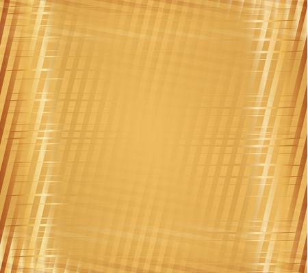 Yellow stripe plaid pattern photo