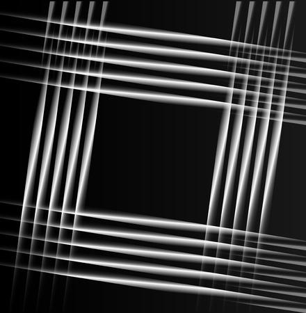 black metallic background: Metallic pattern design, grid black background texture