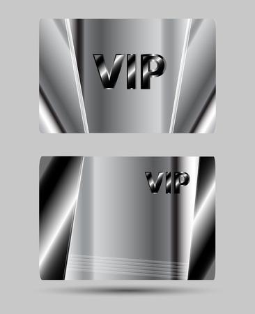 autoriser: Argent Club VIP Card