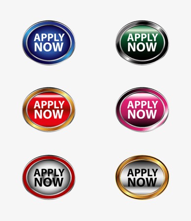 apply now: Apply now button icon