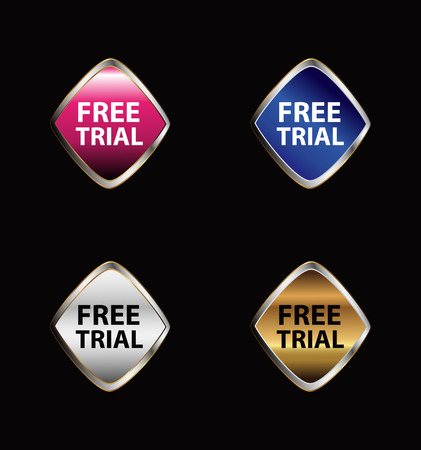 largess: Free trial label set