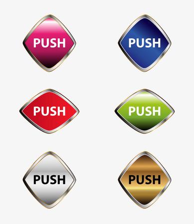 push button: Push Button Light Set
