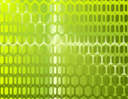 Abstract light geometric background Vector