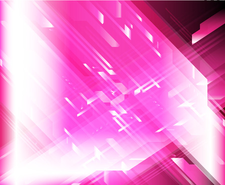 frizz: Abstract pink background