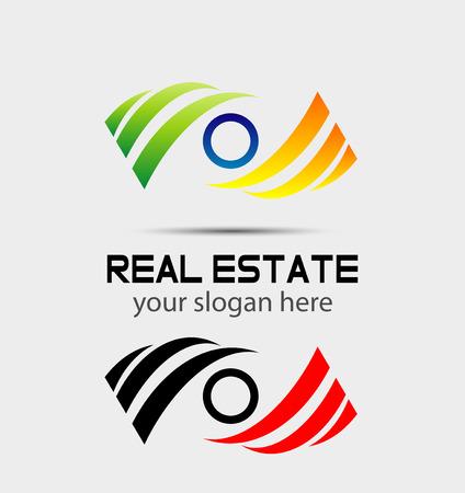 Eye logo icons
