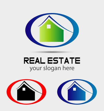 Home renovation logo Vector