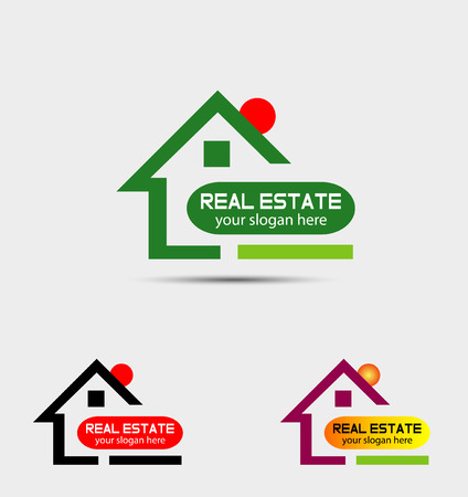 estates: Inmobiliario Logo propiedad