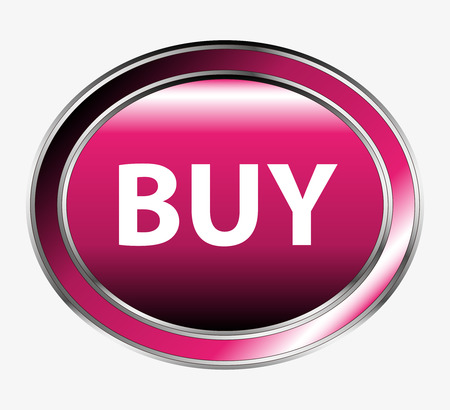 buy button: Shiny Round Buy Button Illustration