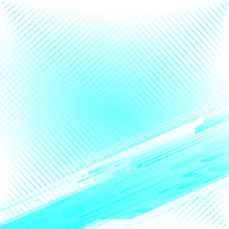 powerfull: Soft blue grid background