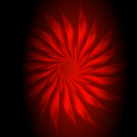rojo oscuro: Fondo abstracto de color rojo oscuro del remolino