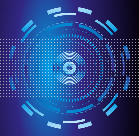 blue circles: Technical background