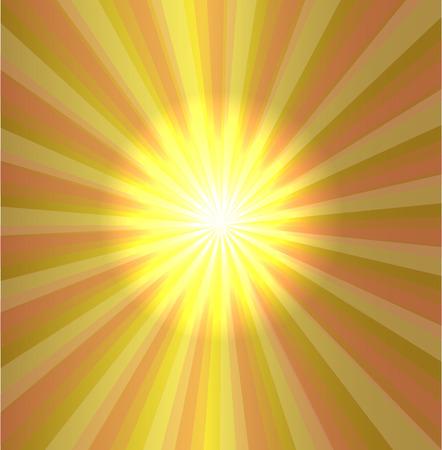 Sun rays television vintage background photo