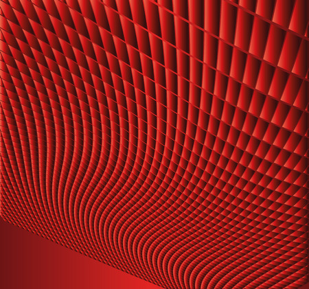 grid background: Red grid background