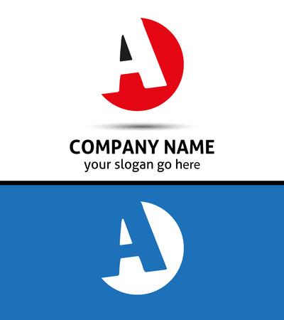 alphabet letter a: Letter A Illustration