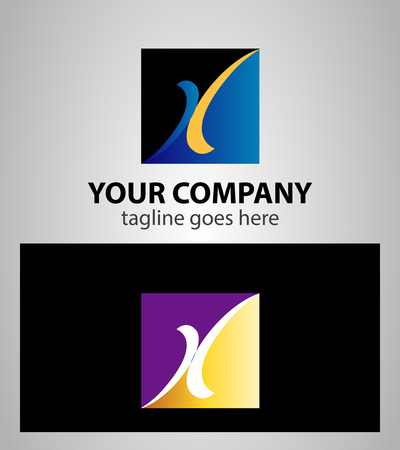 x sport: Abstract icon X logo