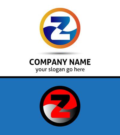 buchstabe z: Buchstabe Z logo symbol Elemente Illustration