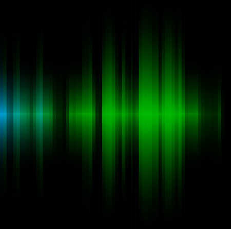 Music abstract background photo