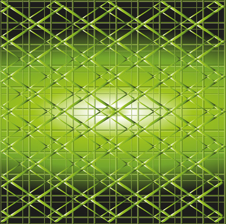 de focused: Polygon line Background Stock Photo