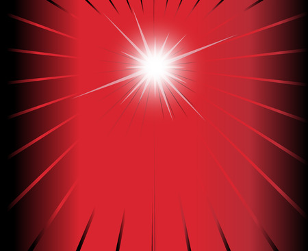shards: Red black ray Star burst background template
