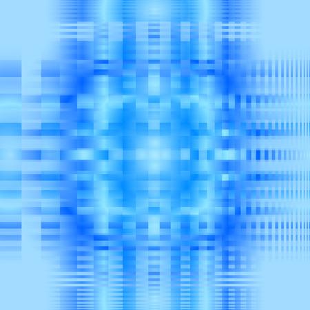 Pattern blue blur grid background