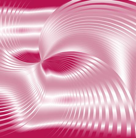alluminum: Pink background swirl abstraction Stock Photo