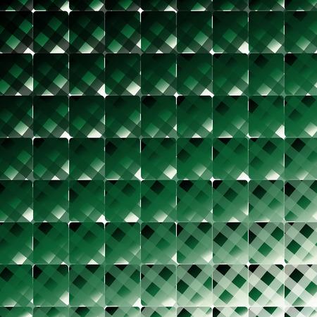 fondo verde oscuro: Plaza de estilo retro y rayas oscuro fondo verde Foto de archivo