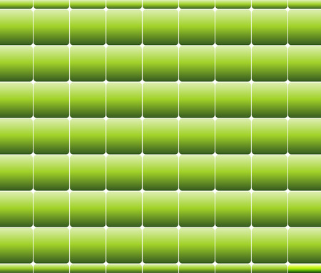 swagger: Retro style square  green background Stock Photo