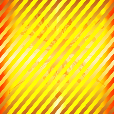 Yellow background with stripe pattern photo