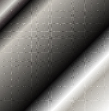 nickel: Metallic pattern design abstract Stock Photo